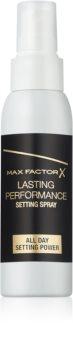 Max Factor Lasting Performance make-up fixáló spray