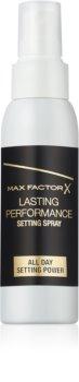 Max Factor Lasting Performance spray fissante per il trucco