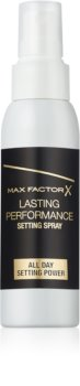 Max Factor Lasting Performance spray fixateur de maquillage