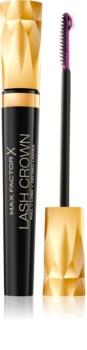 Max Factor Lash Crown Mascara für Volumen, Schwung und das Teilen der Wimpern