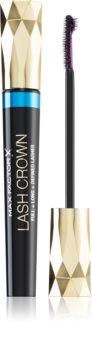 Max Factor Lash Crown Wasserbeständige Wimperntusche für mehr Länge, Drehung und Volumen