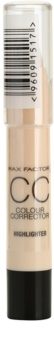 Max Factor Colour Corrector коректор  против несъвършенства на кожата