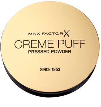 Max Factor Creme Puff πούδρα για όλους τους τύπους επιδερμίδας