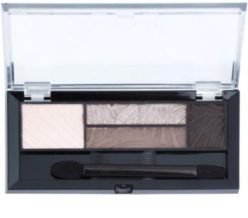 Max Factor Smokey Eye Drama Kit palette fards à paupières et fards poudres à sourcils avec applicateur