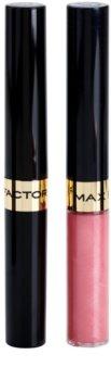 Max Factor Lipfinity langanhaltender Lippenstift mit Balsam