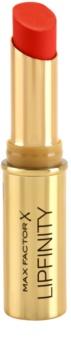 Max Factor Lipfinity langanhaltender Lippenstift mit feuchtigkeitsspendender Wirkung