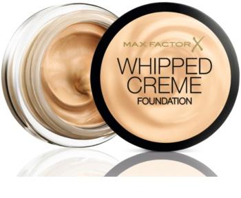 Max Factor Whipped Creme тональний крем з матуючим ефектом