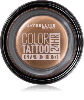 Maybelline Color Tattoo Lidschatten-Gel