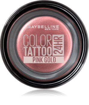 Maybelline Color Tattoo sombras de ojos textura gel