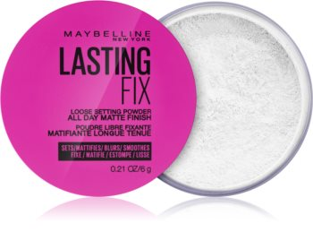 Maybelline Lasting Fix poudre libre transparente