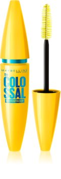 Maybelline The Colossal máscara de pestañas resistente al agua para dar volumen