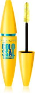 Maybelline The Colossal máscara resistente à água para dar volume