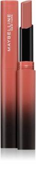 Maybelline Color Sensational Ultimatte Slim rouge à lèvres longue tenue