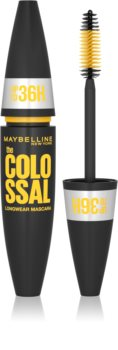 Maybelline The Colossal 36H mascara waterproof cils volumisés
