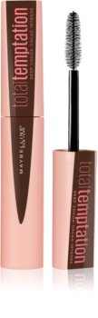 Maybelline Total Temptation Volumen-Mascara mit Kakaoduft