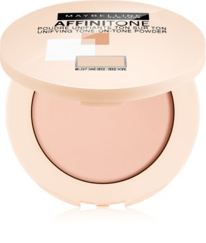 Maybelline Affinitone Compact Unifying Powder