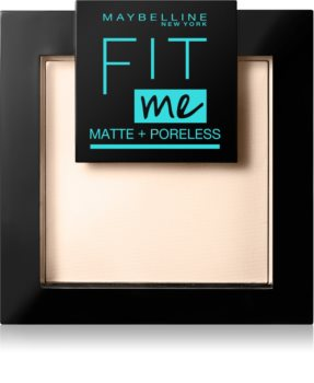 Maybelline Fit Me! Matte+Poreless polvos matificantes