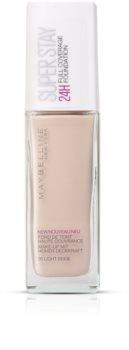 Maybelline SuperStay 24H flüssiges deckendes Make-up