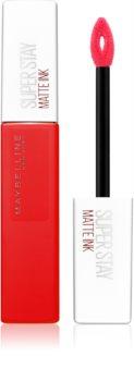 Maybelline SuperStay Matte Ink ruj de buze lichid, mat și de lungă durată