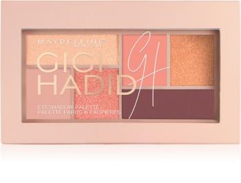 Maybelline Gigi Hadid paleta sjenila za oči