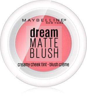Maybelline Dream Matte Blush blush in crema matte
