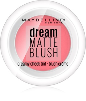 Maybelline Dream Matte Blush matt krémes arcpírositó