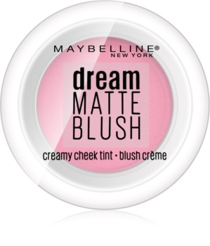 Maybelline Dream Matte Blush blush in crema matte