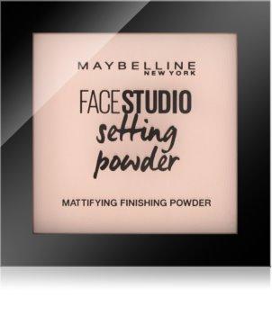 Maybelline Face Studio poudre matifiante pour tous types de peau