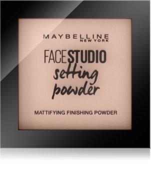 Maybelline Face Studio mattierendes Puder für alle Hauttypen