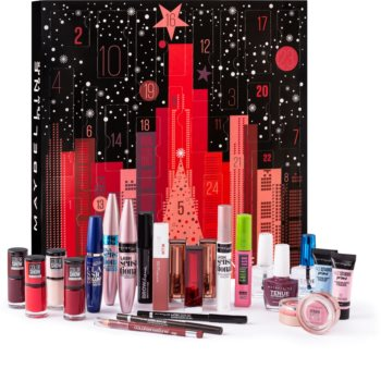 Maybelline Christmas calendrier de l'Avent