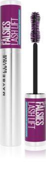 Maybelline The Falsies Lash Lift Waterproof Vízálló hosszabbító szempillaspirál