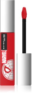 Maybelline x Marvel SuperStay Matte Ink labial líquido mate de larga duración