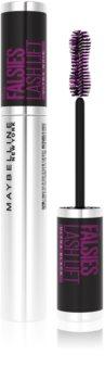 Maybelline The Falsies Lash Lift Extra Black спирала за удължаване и сгъстяване на миглите
