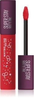 Maybelline SuperStay Matte Ink Zodiac Edition rouge à lèvres liquide mat longue tenue