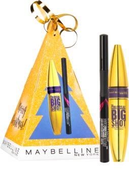 Maybelline The Colossal Big Shot dárková sada