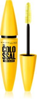 Maybelline The Colossal 100% Black dúsító szempillaspirál