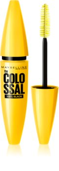 Maybelline The Colossal 100% Black máscara de pestanas