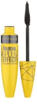Maybelline The Colossal Spider Effect mascara cils volumisés, allongés et séparés
