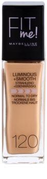 Maybelline Fit Me! maquillaje líquido para iluminar y alisar la piel