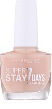 Maybelline Forever Strong Pro esmalte de uñas