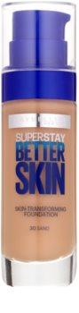 Maybelline SuperStay Better Skin тональні засоби SPF 15