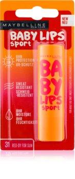 Maybelline Baby Lips Sport bálsamo hidratante para lábios SPF 20