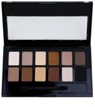 Maybelline The Nudes paleta de sombras de ojos