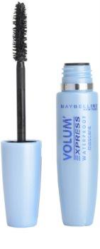 Maybelline Volum´ Express máscara de pestañas resistente al agua para 3× más volumen