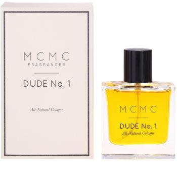 MCMC Fragrances Dude No.1 kolonjska voda za muškarce 30 ml
