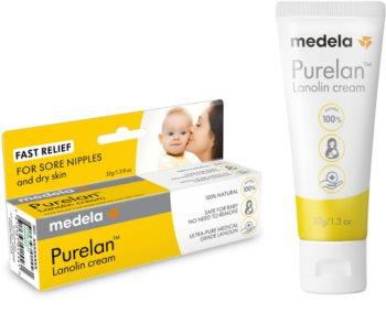 Medela Purelan™ Lanolin-Salbe für Brustwarzen