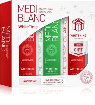 MEDIBLANC WhiteTime darčeková sada