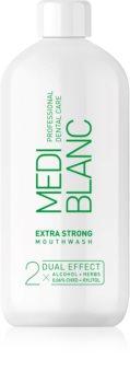 MEDIBLANC Extra Strong ekstra stærk mundskyl