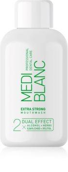 MEDIBLANC Extra Strong bain de bouche ultra puissant