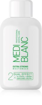 MEDIBLANC Extra Strong extra strong mouthwash